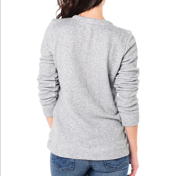 61% off Soft Joie Sweaters - Soft Joie atlas grey lace sweater ...
