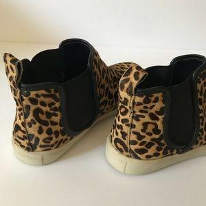 85b8e252ee9 Steve Madden Shoes - ⭐ Steve Madden ⭐ Leopard High Top Sneaker