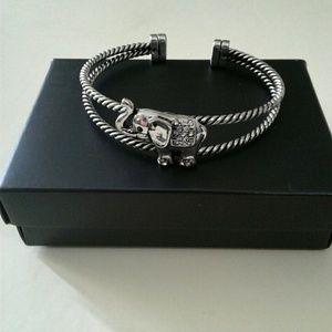 Avon Animal Cuff Bracelet