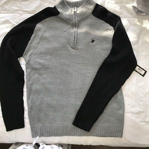 Other - Men's Zip Neck Pullover