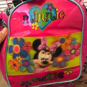 Disney Minnie Mouse small backpack 🎒