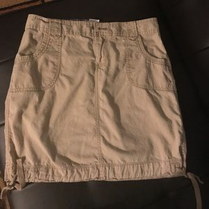 Old Navy mini skirt!!