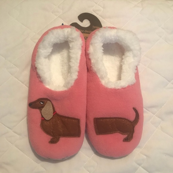 00472de2875e Snoozies Nonskid Soles Adorable Slippers