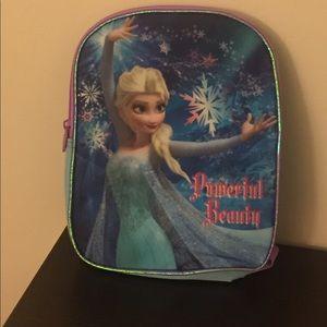frozen disney backpack kids