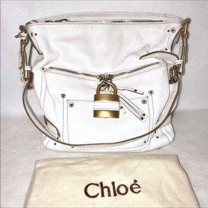 Large CHLOE Paddington Shoulder Bag & Dust Bag