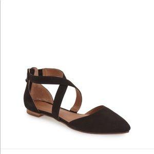 Caslon Aubry Pointy Toe Flats
