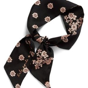 Kate Spade Reversible Mixed Floral Scarf