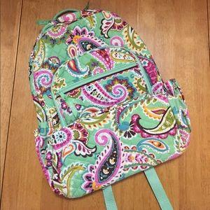 Vera Bradley Campus Backpack Bag Tutti Frutti