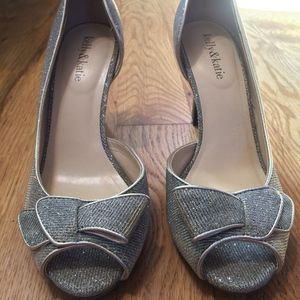 Kelly & Katie Janet Peep Toe Pump