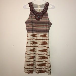 Lucky Brand Embellished Dress