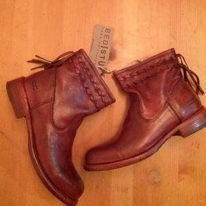 Bed Stu Craven Boot bootie NWT
