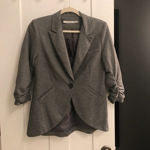 Gibson grey blazer