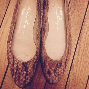 Salvatore Ferragamo brand new shoes