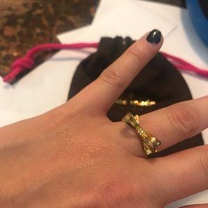 Kate Spade ♠️ Bow Ring