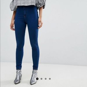 Missguided Vice High Waisted Jeans