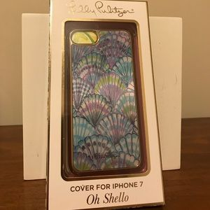 Brand new Lilly Pulitzer IPhone 7 case