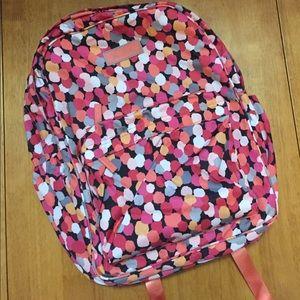 Vera Bradley Grande Backpack Bag Pixie Confetti