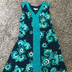 Merona patterned dress