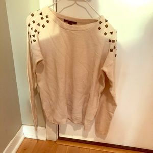 Mango Cream Sweater