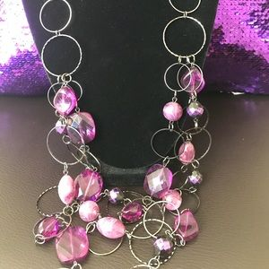 NEW * Beaded Necklace from Macy's ~ PRETTY ~ NEW!