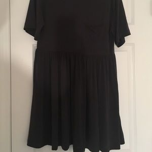 Urban Outfitters, really soft fit and flare dress