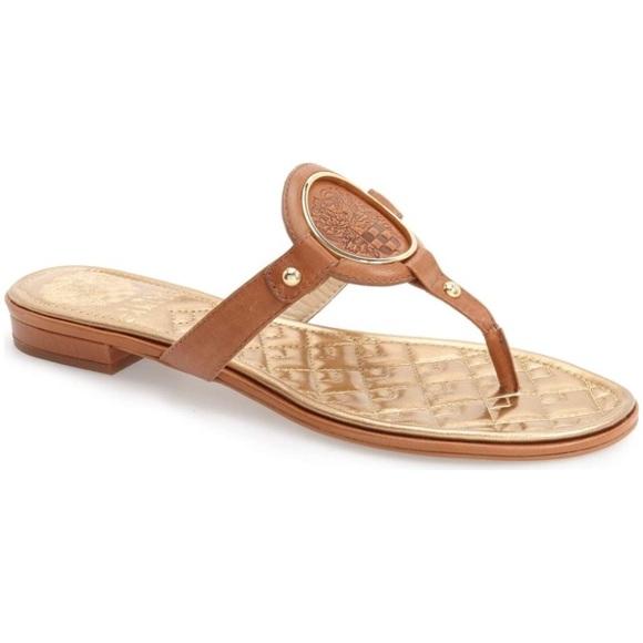 036f63edcc9 Vince Camuto Braida Flip Flop Sandal 9.5 NEW. M 59e3f4c5fbf6f9781e0917d4