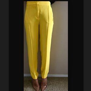 Zara Pleated Trousers with Elastic waistband