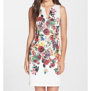 Kaya & Sloane floral dress!