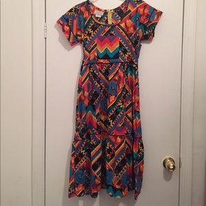 Dresses & Skirts - Vintage Printed Dress