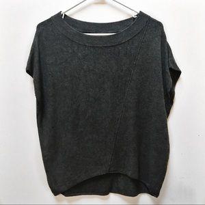 Eileen Fisher Italian Yarn Grey Sweater