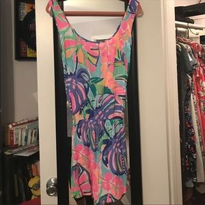 Lily Pulitzer Romper Size XL fits size 10-12