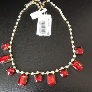 """NWT * """"Bling"""" Gem/CZ Necklace from Macy's  ~ NEW!"""