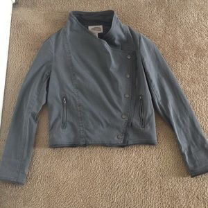 gray Forever21 Jacket- open to trade