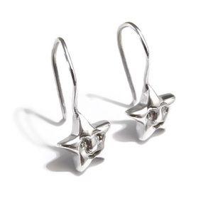 🖤firm🖤 925 Star Drop Earrings