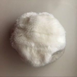 GAP Accessories - Gap Warm Furry Baby Hat 3cc59d9f84c