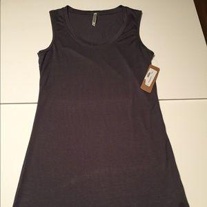 Lizard Thicket Monoreno T-Shirt Tank Dress Small
