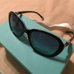 Tiffany & Co Crystal Sunglasses NWT