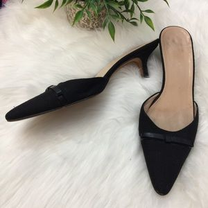 Kate Spade Bow Mules
