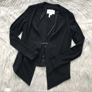 🆕 BCBGENERATION Soft Tuxedo Blazer Jacket