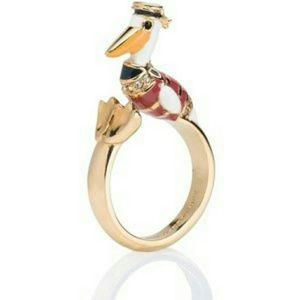 Kate Spade Pelican ring