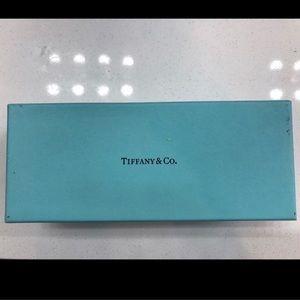 Tiffany & Co. sunglasses box