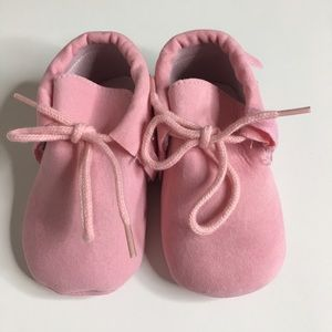 Other - Sued Baby Moccasins