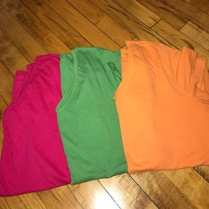 Gap brand tee shirts. Get all 3 colors