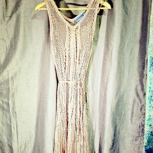 knit simply vera/vera wang dress