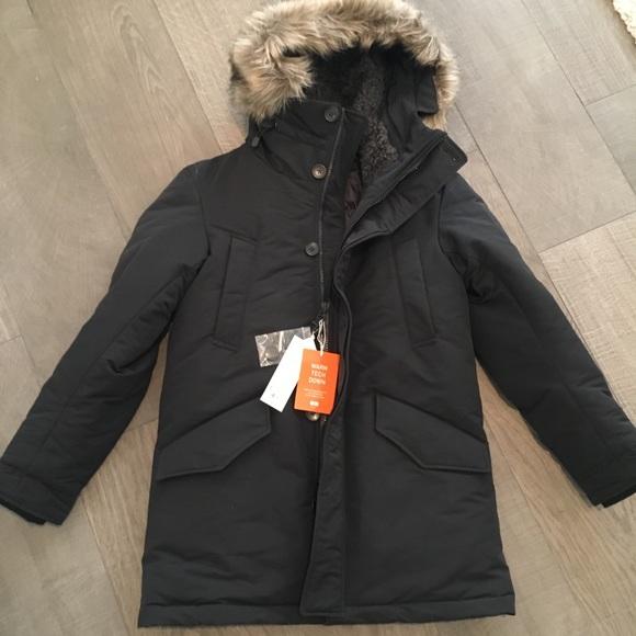 3a88f0c0f Men's Warm Tech Down Coat