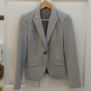 Just in! Like new Express grey blazer