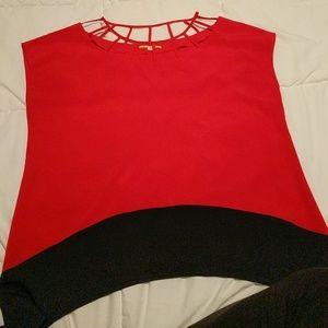 Gianni Bini blouse size S