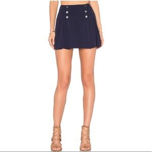 Free People Lover's Lane Skirt