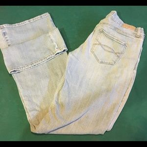 4S, Stretch Abercrombie & Fitch Jeans