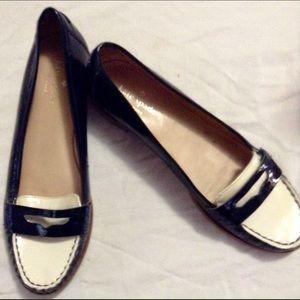 Kate Spade Darling Penny Loafers, Dress Shoe, sz 8